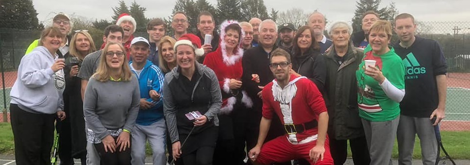 Christmas tournie 2018
